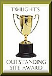 Twilight's Outstanding Site Award
